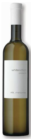 "Chardonnay Barrique I.g.t.  ""White Edition"